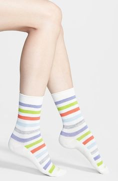 SOCKWELL 'Goodhew - Bandit' Stripe Socks available at #Nordstrom