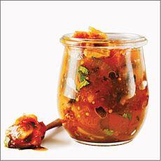 Apricot-Fig Chutney Recipe
