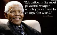 Nelson Mandela Education Quote Nelson Mandela Quotes About Education 639518 - Daily Quotes Of the Life Nelson Mandela Education Quote, Nelson Mandela Quotes, Education Quotes For Teachers, Quotes For Students, Quotes For Kids, Romance, Good Day Song, Wellness Programs, Change The World