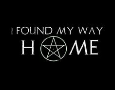 I have been studying Wicca for a few month now, i now know what spiritual path my future holds for me. I felt like a part of me was missing and didn't know what it was until now. I finally feel at home. Wiccan Witch, Wicca Witchcraft, Witch Quotes, Magic Quotes, Which Witch, Gypsy Moon, Wise Women, Spiritual Path, Book Of Shadows