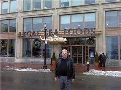Legal Sea foods~ Boston  Best Clam Chowder!!!!