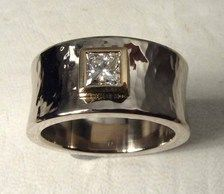 This would make an awesome right hand ring!