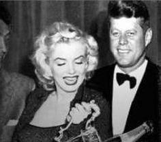 Marilyn Monroe and JFK | Monroe, & John F. Kennedy