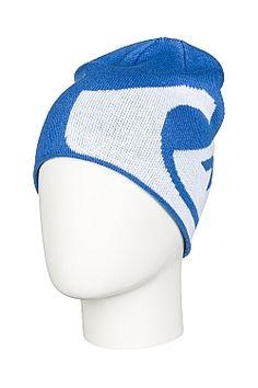 čepice Quiksilver M&W - Blue Olympians, Hats, Blue, Hat, Caps Hats
