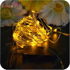 CE&RoHS Approved Led Battery Copper Wire Lights, View Led Battery Copper Wire Lights, ES Product Details from Shenzhen E-Shine Electronic Te...