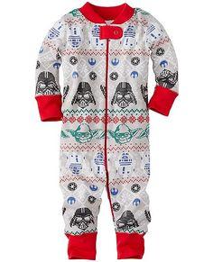 ed282590ff Star Wars™ Night Night Baby Sleepers In Pure Organic Cotton from   HannaAndersson. Baby