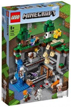 Lego Minecraft, How To Play Minecraft, Minecraft Stuff, Lego Duplo, Lego Ninjago, Shop Lego, Buy Lego, Lego Creator, Lego City Games