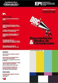 Documentación y medios de comunicación (vol. 18, núm. 3, mayo-junio de 2009)