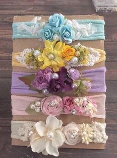 Image gallery – Page 545217098636437217 – Artofit Diy Baby Headbands, Diy Hair Bows, Making Hair Bows, Diy Headband, Baby Bows, Cloth Flowers, Fabric Flowers, Barrettes, Hairbows
