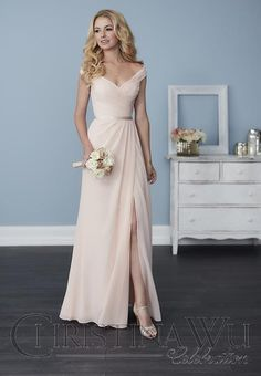 1783f75ab2 Bridesmaid Dress 22758 by Christina Wu Celebration - Search our photo  gallery for pictures of wedding bridesmaids by Christina Wu Celebration.