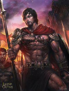 Barbar Gladiator