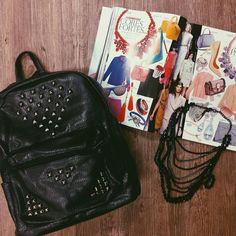 🌙 #lojaamei #bolsa #colar #moda #acessorios #novidades #street #style