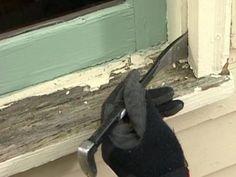 So Ersetzen Sie Eine Fensterbank Eine Ersetzen Fensterbank Homemaintenancediy Sie In 2020 Fensterflugel Hausverschonerungs Projekte
