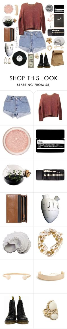 """✧Happy birthday to me"" by annakathryne ❤ liked on Polyvore featuring Levi's, Topshop, Aesop, Esque Studio, Elite, Mulberry, FOS, Urban Trends Collection, Jil Sander and Chanel"