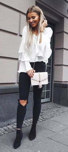 white and black inspiration