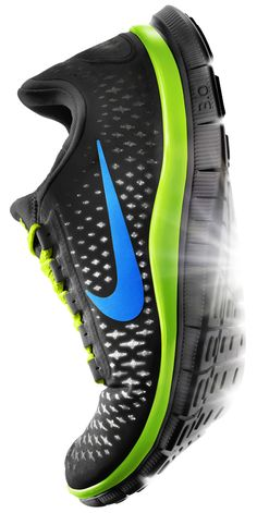 Nike Free 3....The best tennis shoes I've ever own. :D