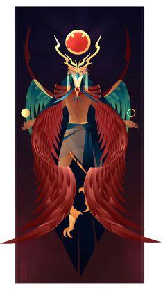 Bastet ~ Egyptian Gods by Yliade on DeviantArt Mythology Art, Goddess Of Egypt, Sekhmet, Ancient, Anime Art Fantasy, Egyptian Art, Egyptian Deity, Art