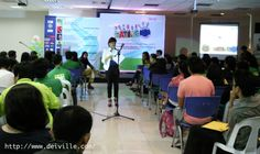 School Talk: BATANG PERA-Henyo Conference 2012