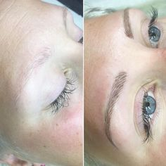 5 Stunning Eyebrow Microblading Before and After Photos