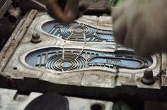 Nike | Tooling for Injection Moulded Sole