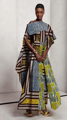 Latest Edition Of Ankara & Kente Styles: Hot, Slinky, Sassy & Stunning - Wedding Digest Naija African Inspired Fashion, African Print Fashion, Africa Fashion, Ethnic Fashion, Men's Fashion, Ankara Fashion, Fashion Styles, African Attire, African Wear