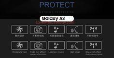 Love Mei Powerful Samsung Galaxy A320 (Galaxy A3 2017) Protective Case