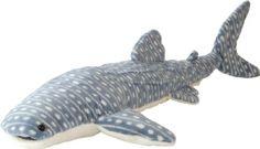 Large Plush Whale Shark