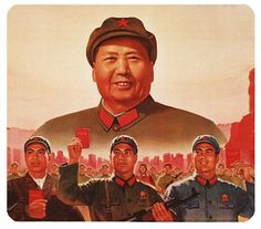Chinese = Communists? No, far from that.