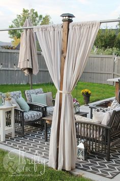 Get gorgeous privacy in your backyard without putting up a fence—in just 1 day!