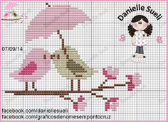 This Pin was discovered by Asi Cross Stitch Pillow, Cross Stitch Heart, Cute Cross Stitch, Cross Stitch Borders, Cross Stitch Animals, Cross Stitch Flowers, Cross Stitch Designs, Cross Stitching, Cross Stitch Embroidery