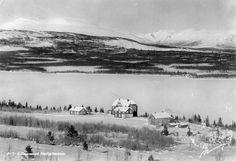Glomsrud Høyfjellssæter, Gol i Hallingdal, brukt 1950. Normann