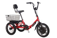 The Liberty Trike Adult Electric Tricycle. The Most Popular Folding Electric Tricycle for Seniors. Made by Electric Bike Technologies Inc. Call Now: New Electric Bike, Electric Tricycle, Electric Scooter, Electric Cycles, Tricycle Bike, Adult Tricycle, Bicycle Rims, New Bicycle, Mongoose Bike