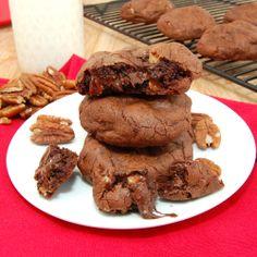 Sweet Pea's Kitchen » Brownie Cookies