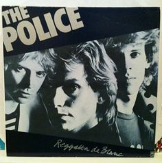 """Reggatta de Blanc was the second LP by The Police, from 1979. A+M in the US put it out as a 2x10"""" set and you can find them fairly readily. (Still my favorite album by them, btw.)"""