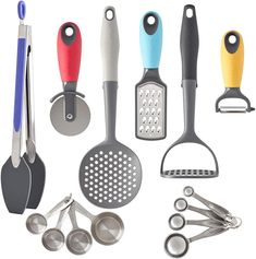 Cooking Utensils Set, Utensil Set, Kitchen Gadgets, Cookware, Cleaning, Counter, Dishwasher, Rest, Meals