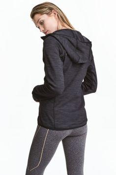 Fleece jacket with a hood | H&M