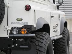 #Corsetti Engineering. Land Rover #Defender 90 Td4.