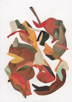 Collages - B.D. Graft