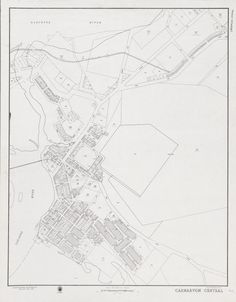 CARNARVON  Cadastral map showing land use and zoning. Gascoyne District Plan 563/80. Part of collection: Townsite maps, Western Australia. https://encore.slwa.wa.gov.au/iii/encore/record/C__Rb1876319