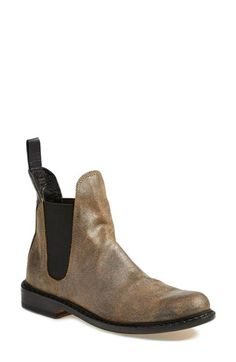 Free shipping and returns on rag & bone 'Dartford' Chelsea Boot (Women) at Nordstrom.com. A metallic, waxed-suede finish puts the brand's signature spin on this otherwise-classic Chelsea boot, complete with Goodyear-welt construction so you'll wear it for years to come.<br><br>Since its 2002 debut in New York, rag & bone has distinguished itself by combining directional, modern design with the British heritage of founders Marcus Wainwright and David Neville. Today, the brand has become ...