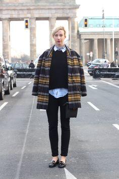 Berlin Fashion Week 2014 Street Style Trends | Karo