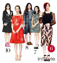 Jung Ryeo-won style