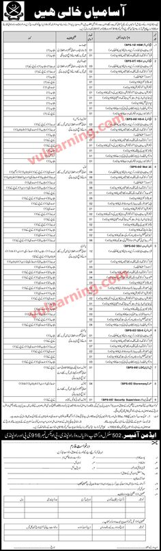 Join Pak Army Latest Army Jobs 2018 Apply Online Joinpakarmy