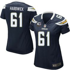 Nick Hardwick Elite Jersey-80%OFF Nike C Patch Nick Hardwick Elite Jersey at Chargers Shop. (Elite Nike Women's Nick Hardwick Navy Blue C Patch Jersey) San Diego Chargers Home #61 NFL Easy Returns.