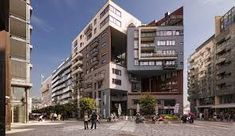 Experience Scandinavian city planning and contemporary architecture in Oslo's new neighbourhoods Vulkan and Tjuvholmen. City Architecture, Contemporary Architecture, Oslo, Norway, Scandinavian, The Neighbourhood, Multi Story Building, Zippers, Design