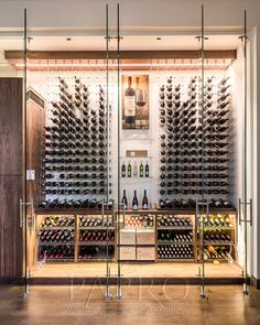 Wine Cellars & Coolers Ideas | Wine Racks & Systems | Wine Cellar Designs