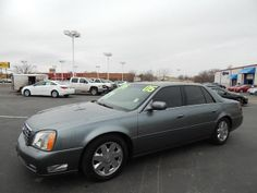 2005 Cadillac DeVille DTS or DHS. I love my current base Deville, but I really really like the DTS.