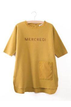 Pocket Dress Mercredi