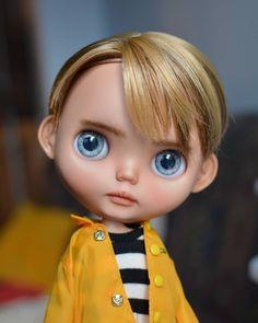Custom Blythe Doll by Lita Chan
