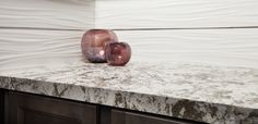 Quartz slabs are a go-to for many homeowners, as it is low-maintenance and a statement piece when installed in kitchens, bathrooms, and more. Available at Arizona Tile. Quartz Tiles, Quartz Slab, Granite Slab, Quartz Countertops, Alaska, Arizona, Coloring, Range, Canning